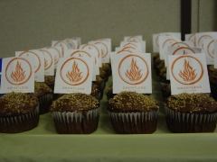 Dauntless Cupcakes